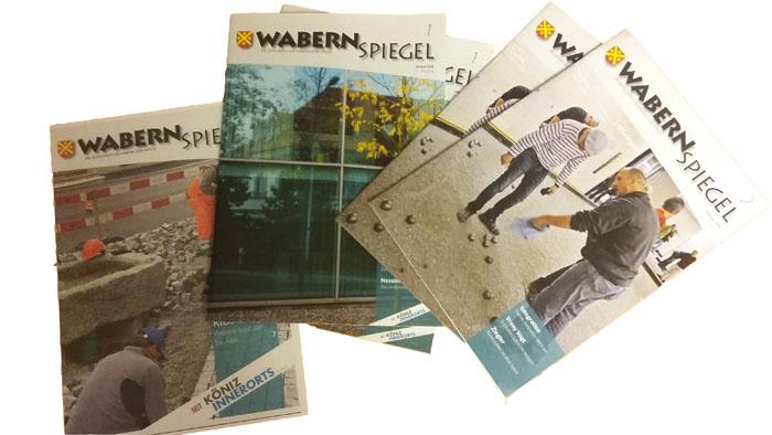 Zeitschrift wabern spiegel wabern post wabernpost for Spiegel aktuelle ausgabe